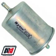 Sytec Motorsport In Line Fuel Filter 8mm Tails In & Out Steel Body  SSF2070
